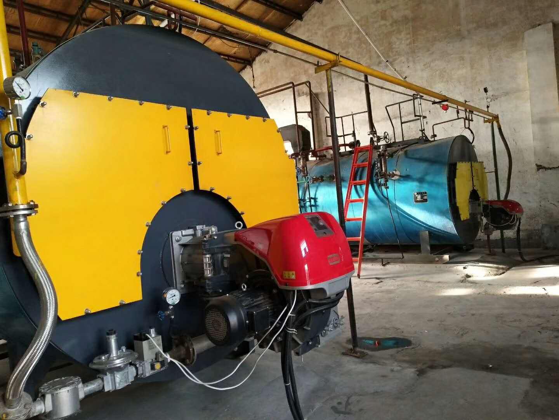 蒸汽锅炉案例