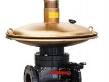 天然气锅炉燃气调压器