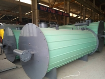 3吨燃气导热油炉200万大卡导热油炉2400燃气导热油锅炉