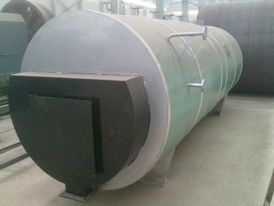 废热回收烟气余热锅炉余热导热油炉节能降耗