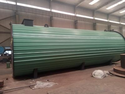 2吨燃气导热油炉120万大卡导热油炉1400燃气导热油锅炉